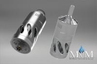 E-Zigarette, eZigarette, Atomizer, Verdampfer, RTA, MTL, DL, Eroltec, Imist Simurg, 8,5ml, 11ml,