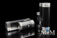 E-Zigarette, eZigarette, Box Mod, Akkuträger, Dicodes, Dani Box SBS, 80 Watt