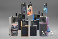 eZigarette, Box Mod, Starterset, Lost Vape, Origin, Orion, Quest - Kit,  Pod, 2ml