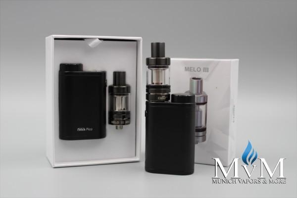 ELeaf iStick Pico TC 75W Full Kit Melo III Mini