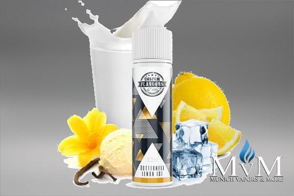Custom Flavours by Ziko - Bottermelk Lemon Iced - Aroma - 20ml