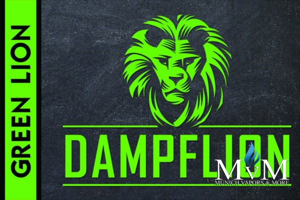 eAroma, eLiquid, Aroma,Dampflion, Green Lion