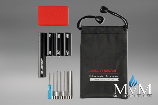 Coil Master Coiling Kit V4