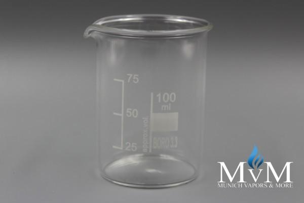 eLiquid, Glas, Messbecher, 100ml