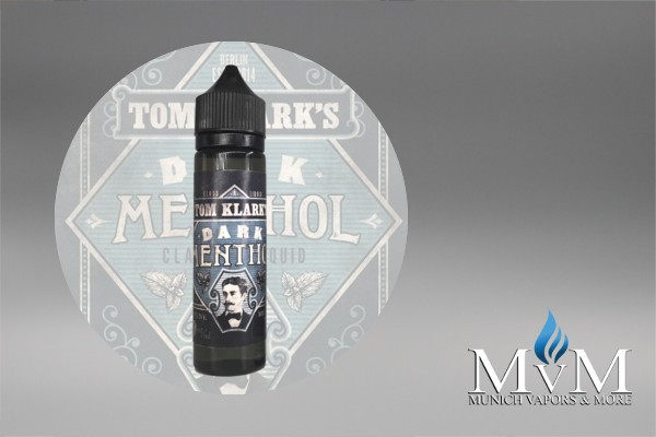 eLiquid, Dark Menthol, Tom Klark, Flavor Fresh