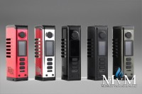 E-Zigarette, eZigarette, Box Mod, Akkuträger, Dovpo, Odin 100, 100 Watt