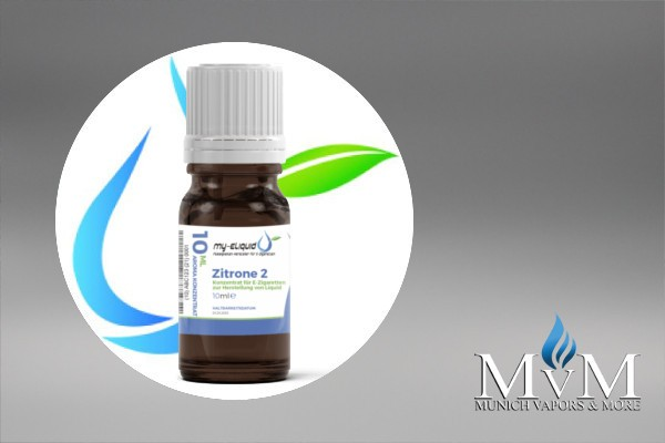 eAroma, eLiquid, Zitrone 2, my-eLiquid, Flavor Fruit