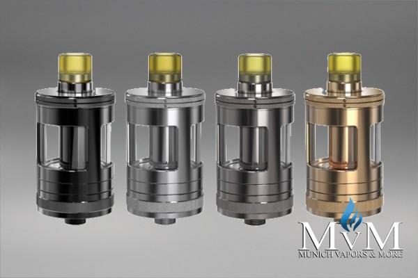 E-Zigarette, eZigarette, Atomizer, Verdampfer, Aspire, Nautilus GT, Smokerstore