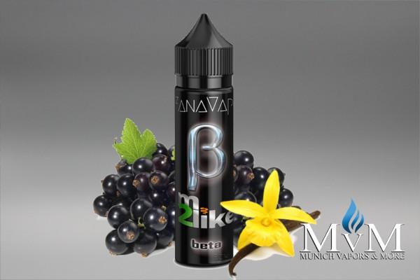 e-Zigaretten, eLiquid, Fill Up, Short Fill ,M2Like, Beta, Aroma, 20 ml