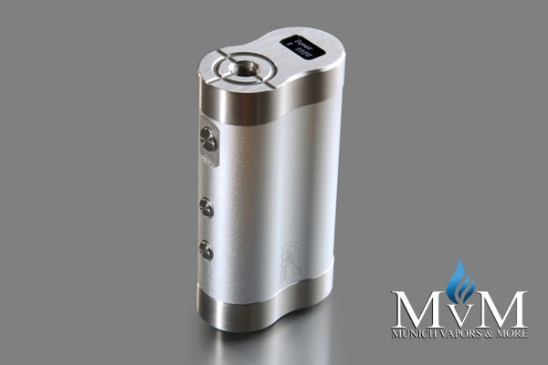 E-Zigarette, eZigarette, Box Mod, Akkuträger, Dicodes, Dani Mini Box, 80 Watt