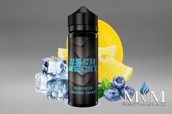 #SCHMECKT - Blaubeer Zitrone on Ice - Aroma - 20ml
