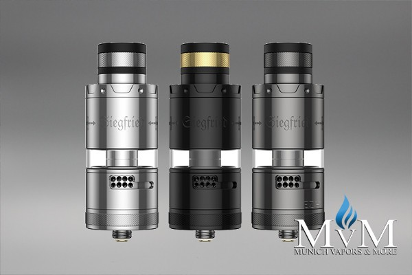 eZigarette, Atomizer, Verdampfer, Vapefly,German 103, Siegfried. Mesh RTA, DL, 7ml
