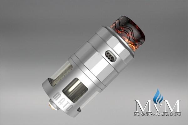 E-Zigarette, eZigarette, Atomizer, Verdampfer, Vandy Vape, Mato, Nebelfee