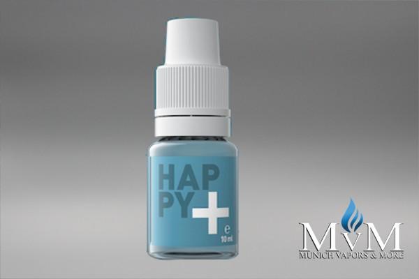eZigarette, eLiquid, Happy Liquid - Happy+ - Nicotin Salt Base 18mg (50/50)