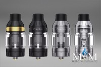 E-Zigarette, eZigarette, Atomizer, Verdampfer, Vapefly, Gunther, 5ml