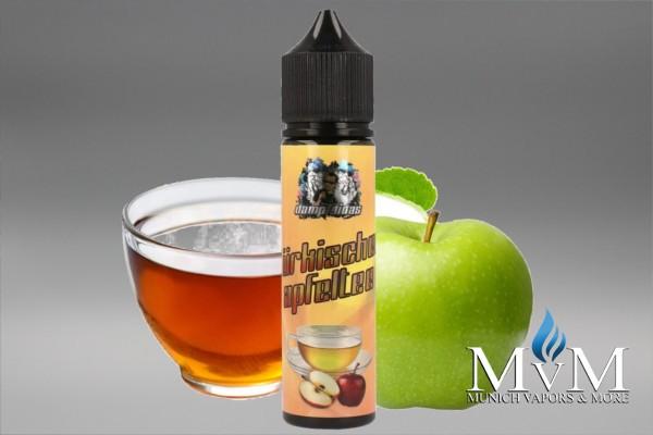 eLiquid, FillUp, Dampfdidas, Türkischer Apfeltee, Longfill Aroma 15 ml für 60 ml