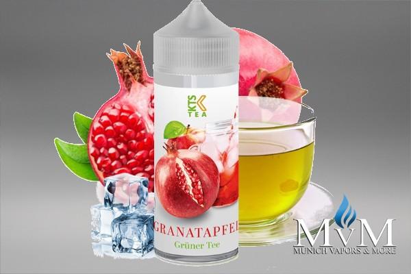 KTS Tea Serie - Granatapfel - 30ml Aroma
