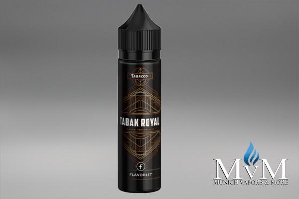eLiquid, FillUp, Short Fill, Flavorist, Tabak Royal, 15 ml, Aroma