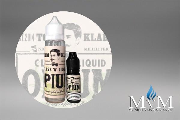 eLiquid, Opium, Tom Klark, Flavor Spezial