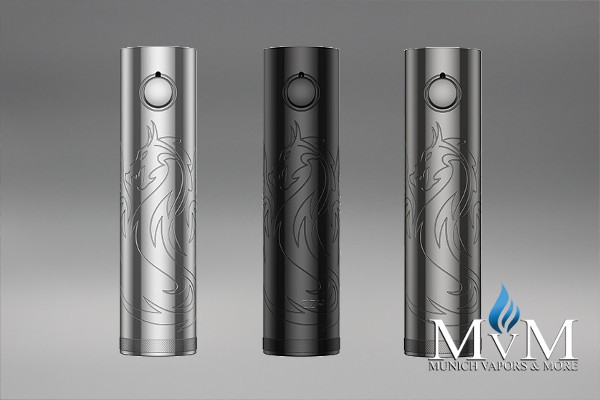 eZigarette, Atomizer, Verdampfer, Vapefly,German 103, Siegfried. Tube Mod