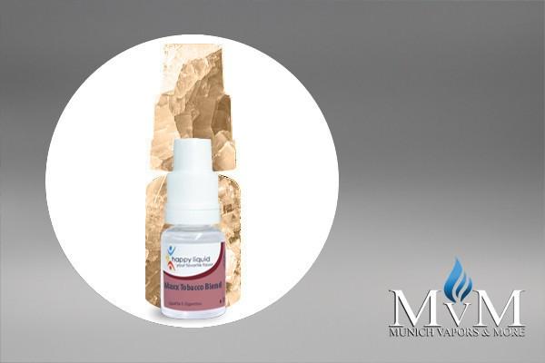 eLiquid, MAXX Tobacco Blend Salt 18mg, happy liquid, Flavor Tobacco