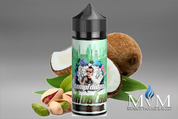 Dampfdidas Kokostazie Longfill Aroma 18 ml für 120 ml