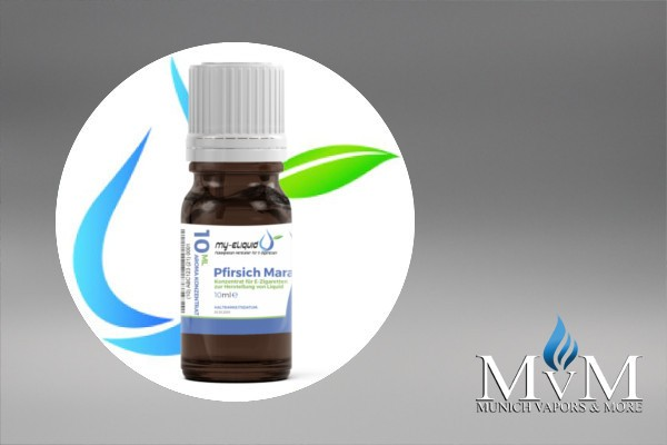 eAroma, eLiquid, Pfirsich-Maracuja, my-eLiquid, Flavor Fruits