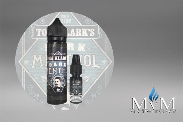 eLiquid, Dark Menthol, Tom Klark, Flavor Fresh