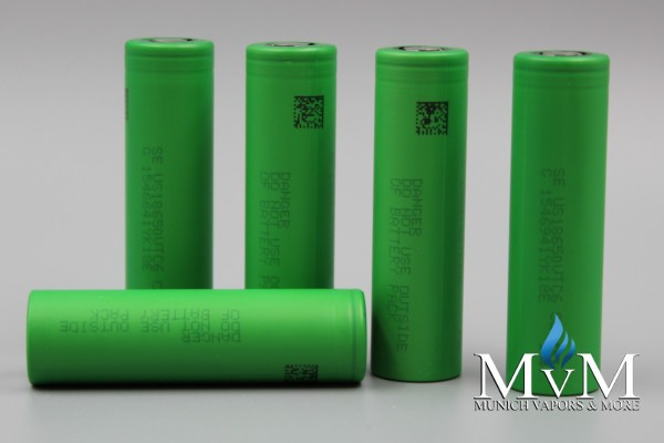 Sony Konion US18650 VTC6 3120 mAh Flat Top