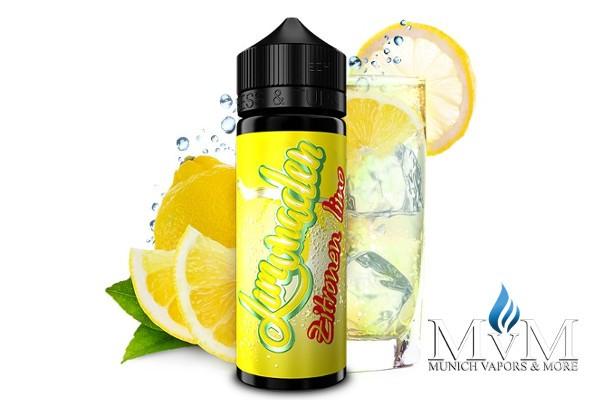 E-Zigarette, eLiquid, Fill Up, Long Fill ,Limonaden, Zitronen Limo, Aroma,20 ml
