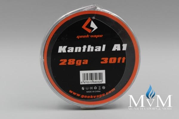 GeekVape - Kanthal A1 - 28GA