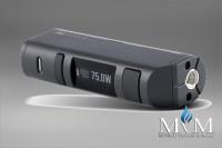 E-Zigarette, eZigarette, Box Mod, Akkuträger, Series B, DNA 75,75 Watt