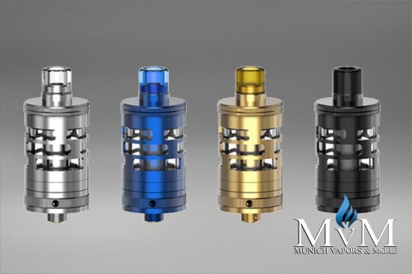E-Zigarette, eZigarette, Atomizer, Verdampfer, Aspire, Nautilus GT Mini, Smokerstore