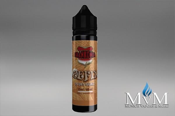 E-Zigarette, eLiquid, FillUp, Short Fill, Frankonia, Zefix, 10 ml, Aroma, Sweet
