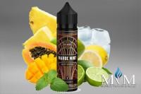 eLiquid, FillUp, Short Fill, Flavorist, 15 ml, Maroc Mint, Maui Mango, Aroma