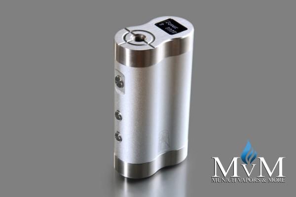 E-Zigarette, eZigarette, Box Mod, Akkuträger, Dicodes, Dani Box, 20700, 21700, 80 Watt