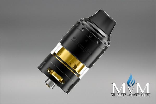 E-Zigarette, eZigarette, Atomizer, Verdampfer, Vapefly, Krimhild, 5ml