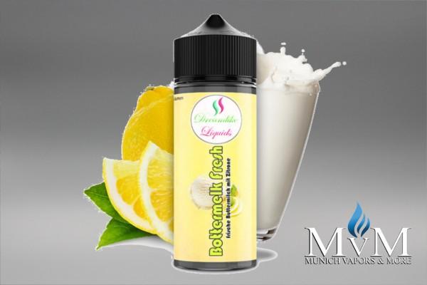 eLiquid, FillUp, Longfill, Dreamlike Liquids, Buttermelk Fresh,10ml, Aroma