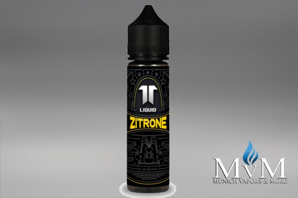 eAroma, eLiquid, Aroma, Zitrone, Elf Liquid, 10ml