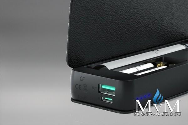 Quawins - VStick Pro - Charging Case - 2000mAh