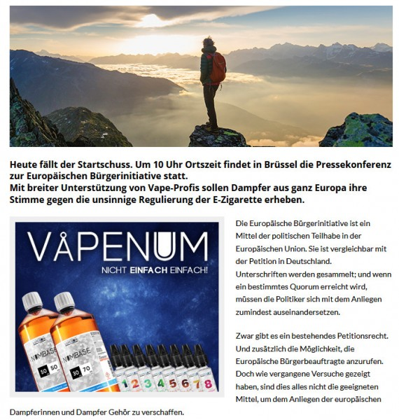 Vaping-is-not-Tobacco