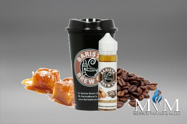 E-Zigaretten, eLiquid, Barista Brew,  Salted Caramel Macchiato (50ml), Flavor Drinks, Coffee