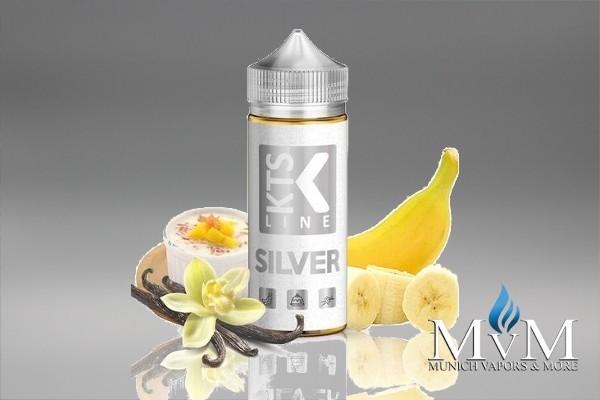 eLiquid, FillUp, Short Fill, KTS Line, Silver, Aroma