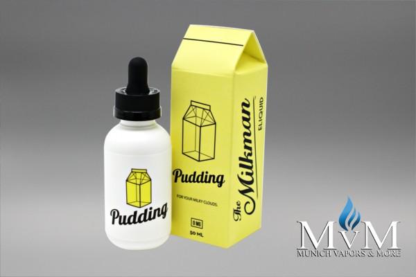 eLiquid, Shake & Vape, The Milkman,Pudding, 50 ml