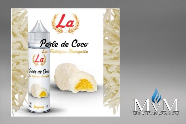 La Fabrique Française - Perle de Coco