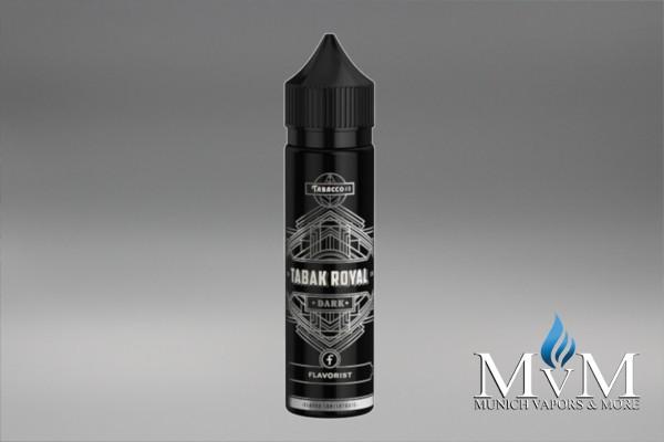 eLiquid, FillUp, Short Fill, Flavorist, Tabak Royal Dark, 15 ml, Aroma